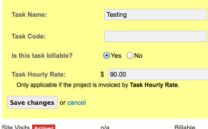 billable and nonbillable tasks